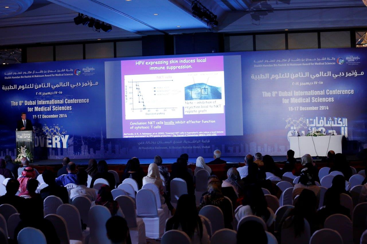 Dubai International Conference of Medical Sciences 2013-2014