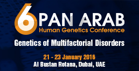 PAHGC|6th Pan Arab Human Genetics Conference