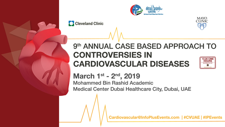 9th Annual Case based Approach in CV diseases