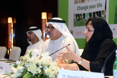 Under the patronage of H.H. Sheikh Hamdan Bin Rashid Al Maktoum: 1st Non-Communicable Chronic Diseases Congress is to be organized in January 2014