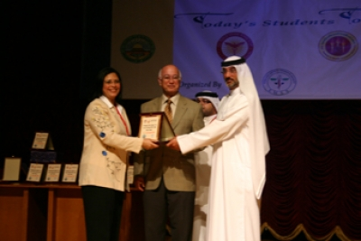 4th Annual Emirates Medical students' Society Meeting honors SHAMS