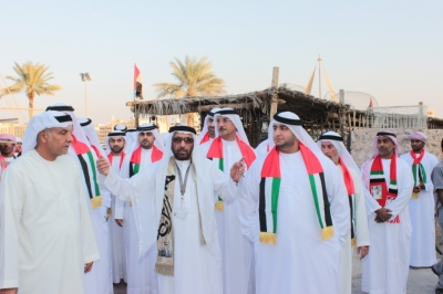 Hamdan Medical Award participates in the celebrations by Al-Maktoum Foundation on the National Day