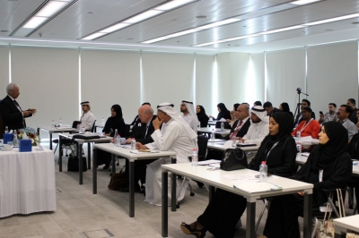 A training course by Hamdan Medical Award on radiation safety in medical practices