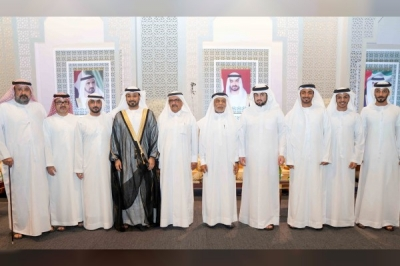 HH Sheikh Hamdan bin Rashid Al Maktoum attends Sharhar and Al Shehhi celebrations
