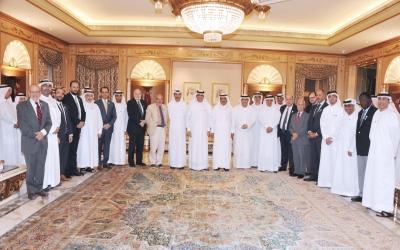His Highness Sheikh Hamdan bin Rashid Al Maktoum - Sheikh
