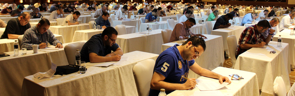Under the auspices of Hamdan Medical Award: 145 specialists perform the exam of the European Diploma in Intensive Care Medicine in Dubai