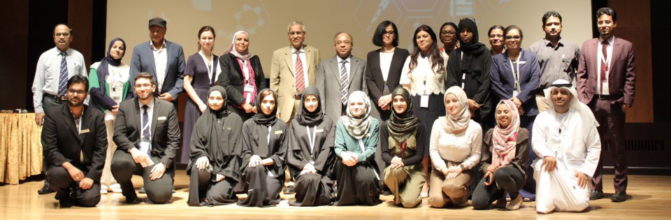Hamdan Award for Medical Sciences honors winners at the 10th Student Scientific Conference at RAK Medical and Health Sciences Uni