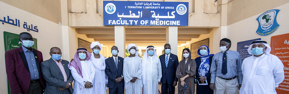 Hamdan bin Rashid orders establishment of new digital library at International University of Africa